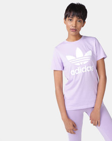 adidas Originals Ladies Adicolour CL Purple