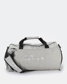 K-Star 7 Steer Duffel Bag Grey