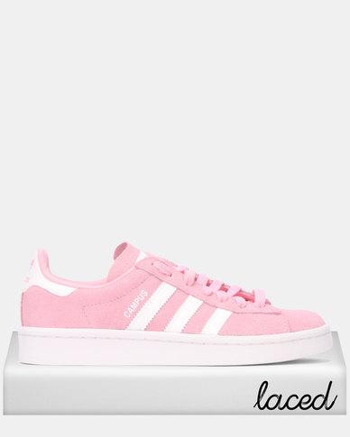 13621d8b85bb adidas Originals Campus J Sneakers Pink   Zando