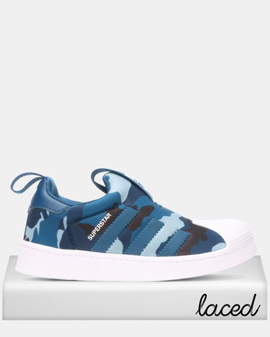best service b9382 03769 adidas Superstar 360 C Sneakers Blue