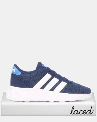 d7de3b5e1fc adidas Originals Lite Racer K Sneakers Blue | Zando