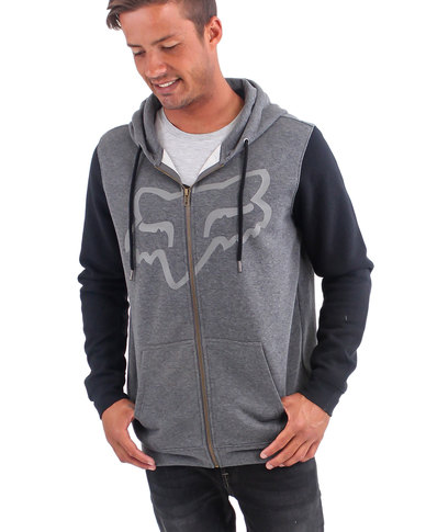 Contrast Legacy Foxhead Zip Through