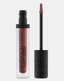 Catrice 020 Generation Matt Comfortable Liquid Lipstick Nude