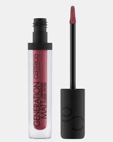 Catrice 050 Generation Matt Comfortable Liquid Lipstick Brown