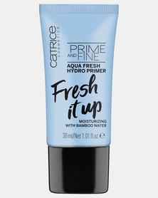 Catrice Prime And Fine Aqua Fresh Hydro Primer Clear