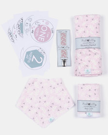 Pickallily Welcome Little One Gift Set Pink