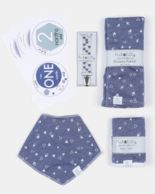 Pickalily Welcome Little One Gift Set Blue