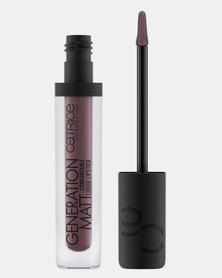 Catrice Generation Matt Comfortable Liquid Lipstick 100 Brown