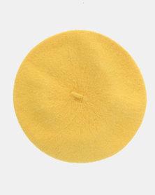 Legit Beret Mustard