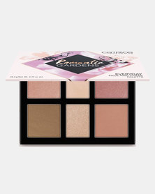 Catrice Romantic Gardens Everyday Face And Cheek Palette Multi