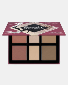 Catrice Powerful Elegance Everyday Face And Cheek Palette Multi