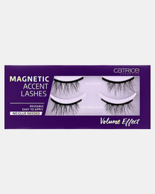 Catrice 010 Magnetic Accent Lashes Black