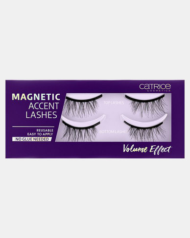07839dfb2ca Catrice 010 Magnetic Accent Lashes Black | Zando