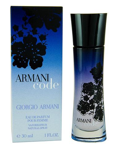 Giorgio Armani Armani Code Women 30ml Zando