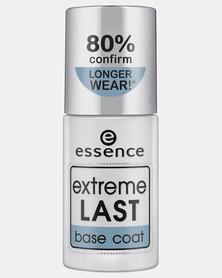 Essence Extreme Last Base Coat Clear