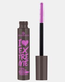 Essence I Love Extreme Crazy Volume Mascara Brown