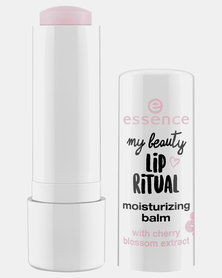 Essence My Beauty Lip Ritual Moisturizing Balm Clear