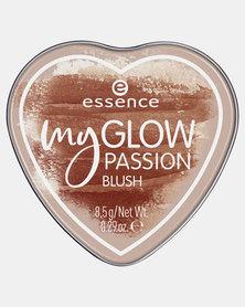 Essence My Glow Passion Blush Brown
