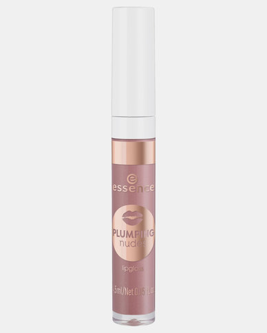 Essence 03 Plumping Nudes Lipgloss Nude