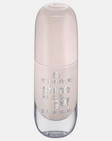 Essence 03 Shine Last & Go! Gel Nail Polish Nude