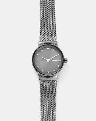 Skagen Freja Watch Silver