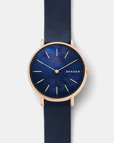 Skagen Signatur Watch Blue