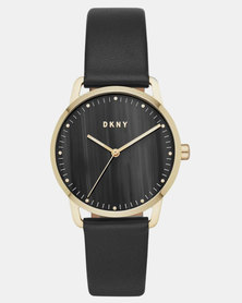 DKNY Greenpoint Watch Black