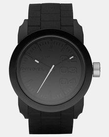Diesel Franchise 44 Watch Black