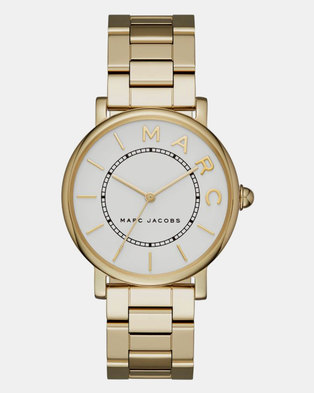 Marc Jacobs Roxy Watch Gold