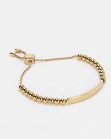 Michael Kors Heritage Bracelet Gold