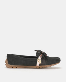 Butterfly Feet Sade Slip On Shoes Black