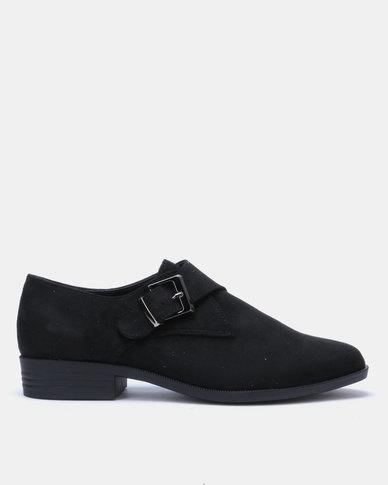 Butterfly Feet Dyanna Slip On Shoe Black