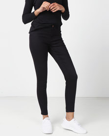 New Look Super Soft Super Skinny India Jeans Black