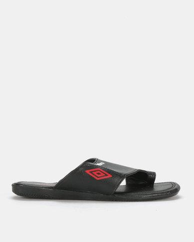 df8b2dbc3 Umbro Liberty III Sandals Black | Zando