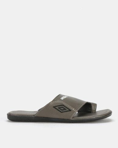 Umbro Liberty III Sandals Grey