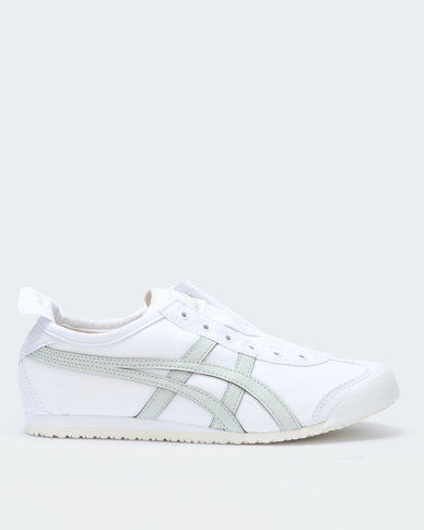 Onitsuka Tiger Mexico 66 Slip On White/Light Sage