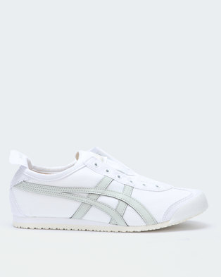 5c828c909599 Onitsuka Tiger Mexico 66 Slip On White Light Sage
