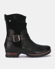 Caterpillar Showdown Boot Black