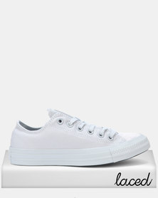 Converse Chuck Taylor All Star ALL OX Wolf Grey