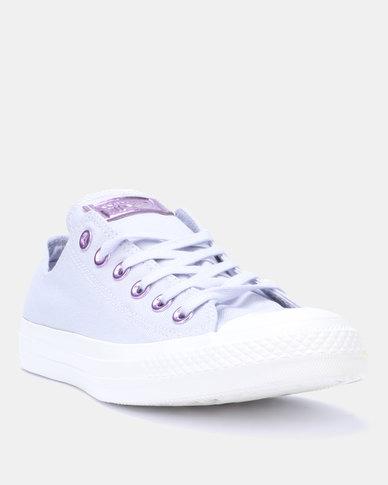 Converse Chuck Taylor All Star OX Oxygen Purple