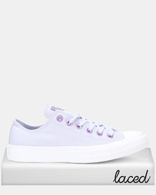 Converse Chuck Taylor All Star OX Oxygen Purple