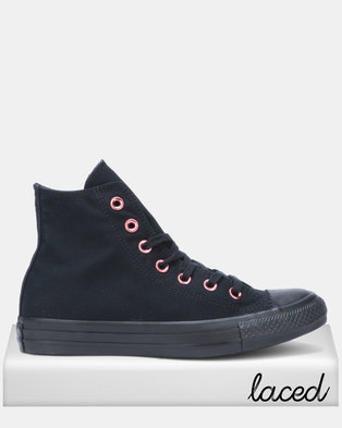 1b401e2a5fe6 Converse Chuck Taylor All Star High-top Sneaker Black