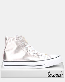 Converse Chuck Taylor All Star High Sneaker Rose Quartz White