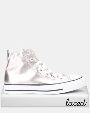 best sneakers 9e181 83c29 Converse Chuck Taylor All Star High Sneaker Rose Quartz White