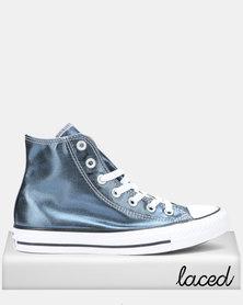 Converse Chuck Taylor All Star Hi Top Blur Blue
