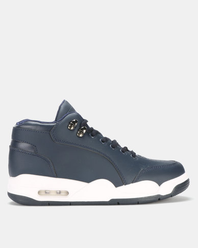 Tom_Tom Slash Sneakers Navy