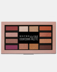 Maybelline Countdown Collection Palette Limited Edition