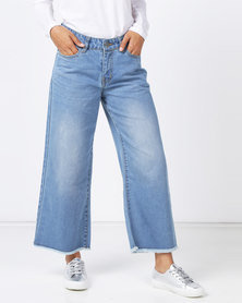 Daisy Street Denim Blue Jeans