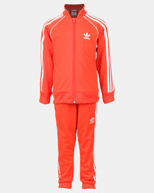 adidas Originals Superstar Suit Orange