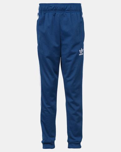adidas Originals Superstar Legend Pants Marine